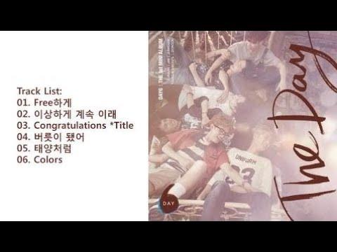 [FULL ALBUM] DAY6 - The Day [1st Mini Album] #1