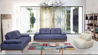 Luxor Modern Koltuk Tak M Berke Showroom