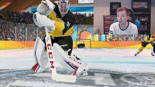 NHL 18 GOALIE GOAL CHALLENGE!