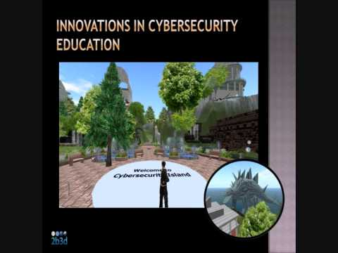 Innovations in Virtual Worlds_FCVW 2010 Conference_Psychology, Health, CyberSecurity Education
