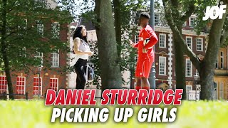 One of Jemel One Five's most viewed videos: DANIEL STURRIDGE PICKING UP GIRLS