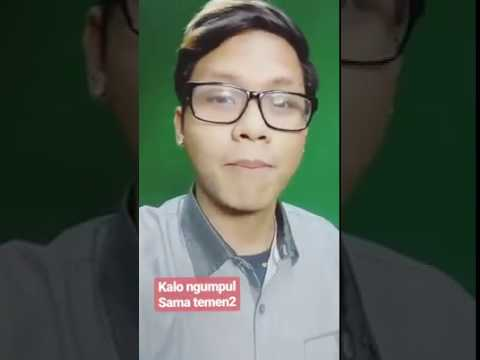 Ericko Lim - Kalo Lagi Ngumpul Bareng Temen Temen jangan main hp terus
