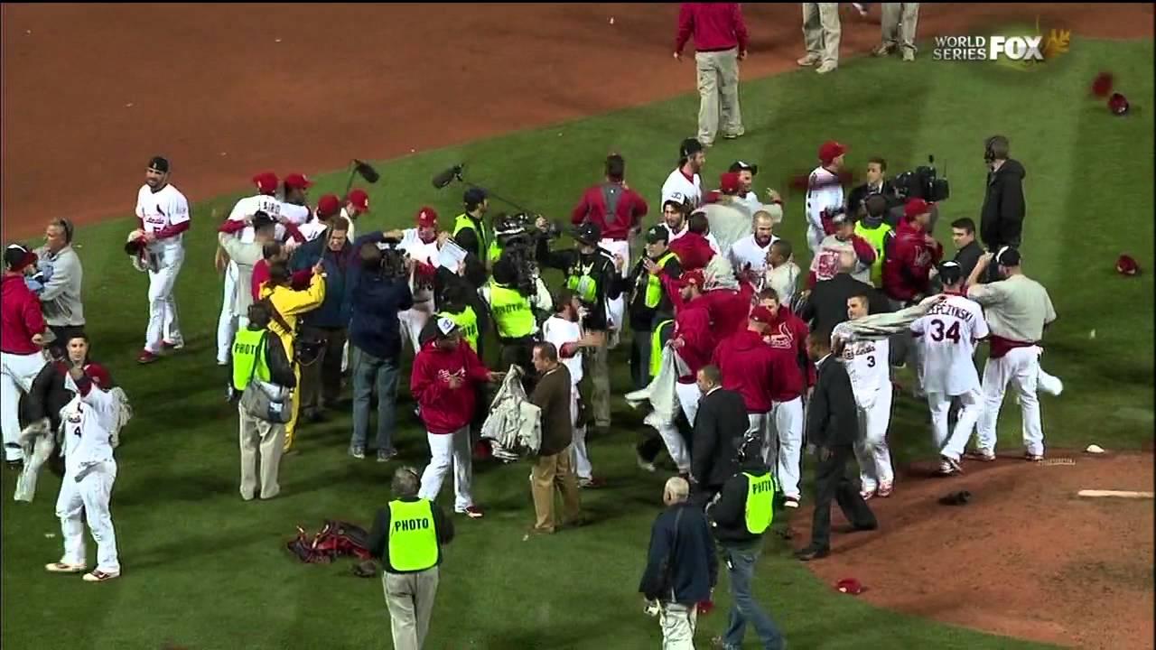 St  Louis Cardinals Win 2011 World Series
