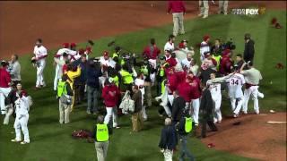 St. Louis Cardinals Win 2011 World Series