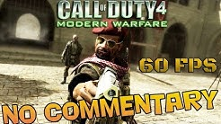 Call of Duty: Modern Warfare REMASTERED - Full Game Walkthrough NO Commentary