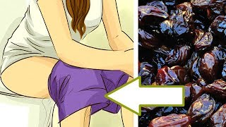 Constipation Remedy Using Potassium and Prunes | Detox Colon