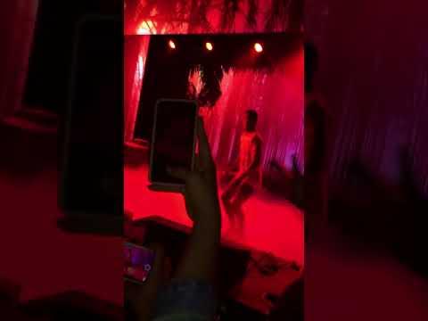 Kid cudi baptized in fire intro Mesa,Az