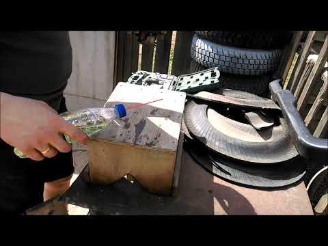 Закидывает масло в воздушный фильтр ВАЗ 21099i