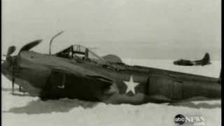 "SAVING THE ""GLACIER GIRL"" FROM WORLD WAR II"