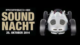 Porsche Sound Nacht 2014