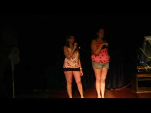 Karaoke With The Dramatic Duo Taylor Swift Style - July 16th, 2010