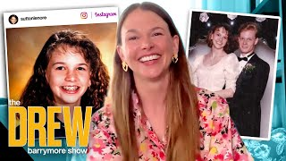 Sutton Foster Tells Drew About Rejection and Getting a Perm for Prom