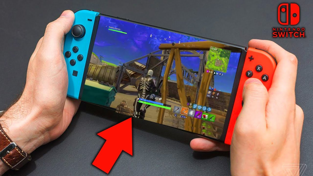 fortnite nintendo switch online