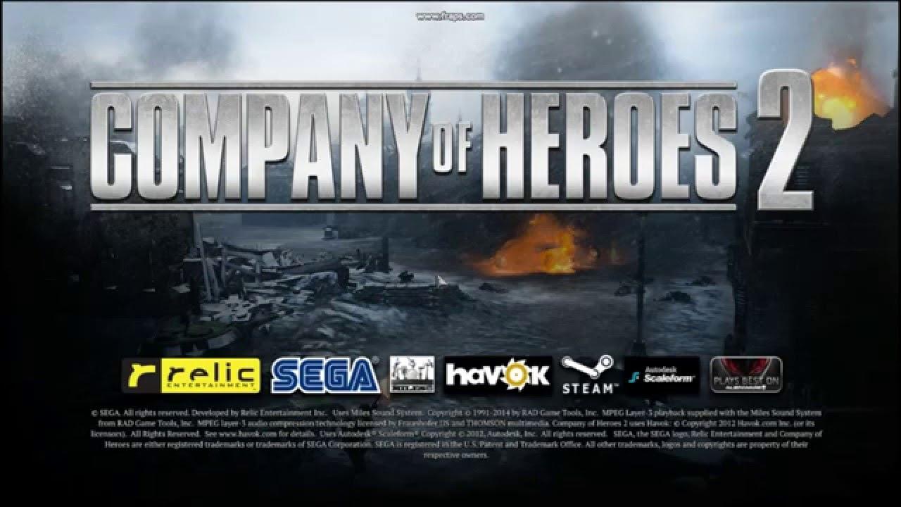 เกมส์ Company of Heroes
