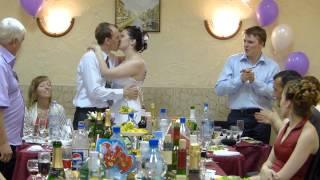 Свадьба Гули и Руслана 052 Краткий каталог мест для поцелуев + ГОРЬКО