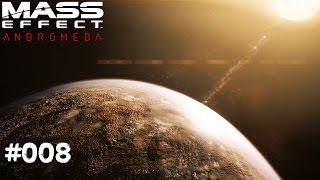 MASS EFFECT ANDROMEDA #008 - Habitat 1 EOS - Let's Play Mass Effect Andromeda Deutsch / German