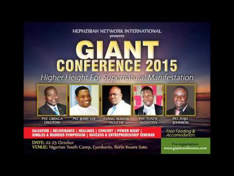 Giant Conference 2015 Publicity Jingles
