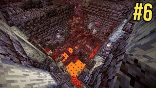 Minecraft: Nether Survival Let's Play Ep. 6 - Mega Bastion