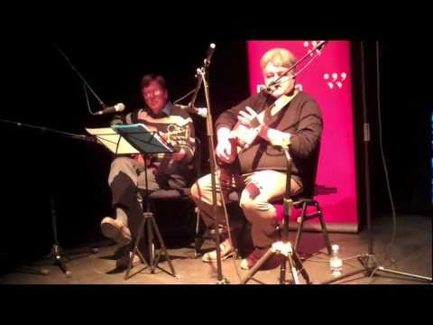 Donny O'Rourke and Dave Whyte - Dublin Writers Festival 2011
