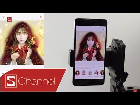 Schannel - Pitu: Ứng dụng selfie siêu ảo diệu dịp giáng sinh và năm mới!