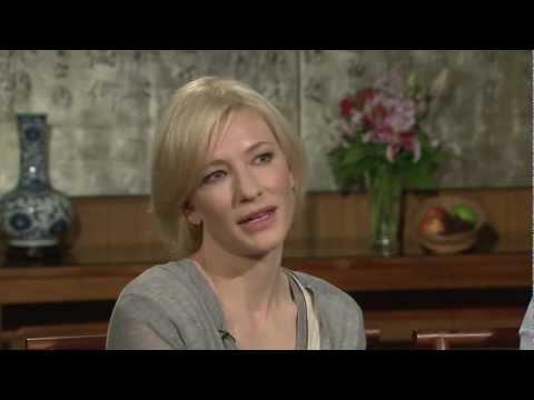 Full : Cate Blanchett and Richard Roxburgh