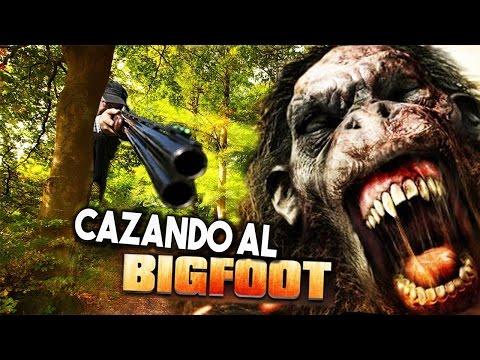 ENCUENTRA Y CAZA AL BIGFOOT!! FINDING BIGFOOT COMPLETO