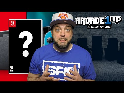 New Nintendo Switch Games Revealed + BIG Arcade1Up E3 Leaks! from RGT 85