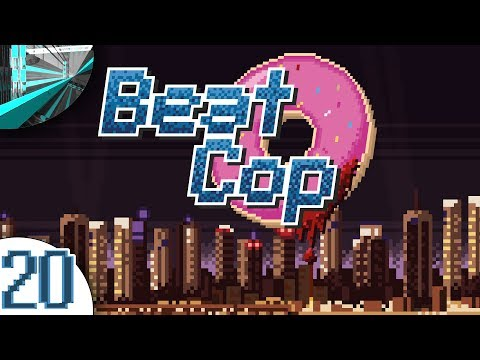 Let's Play Beat Cop (part 20 - Elusive Angie [blind])