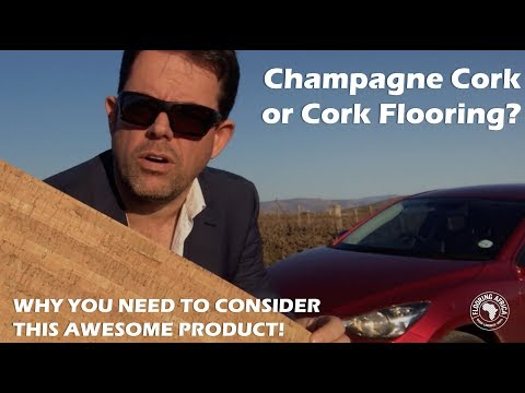 Cork Flooring Explored  | S2 Ep 17 Why It's The Best Choice!