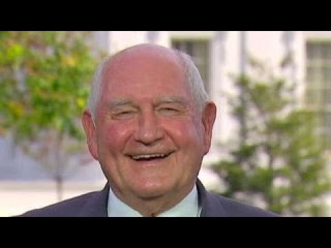 New trade deal is better than NAFTA: Sonny Perdue