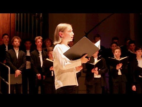 Gabriel FAURÉ  Requiem  Boy soprano, baritone, children's choir & organ complete with s