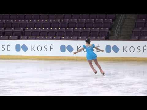 【フィギュアスケート】白岩優奈のかわいい画像集&動画