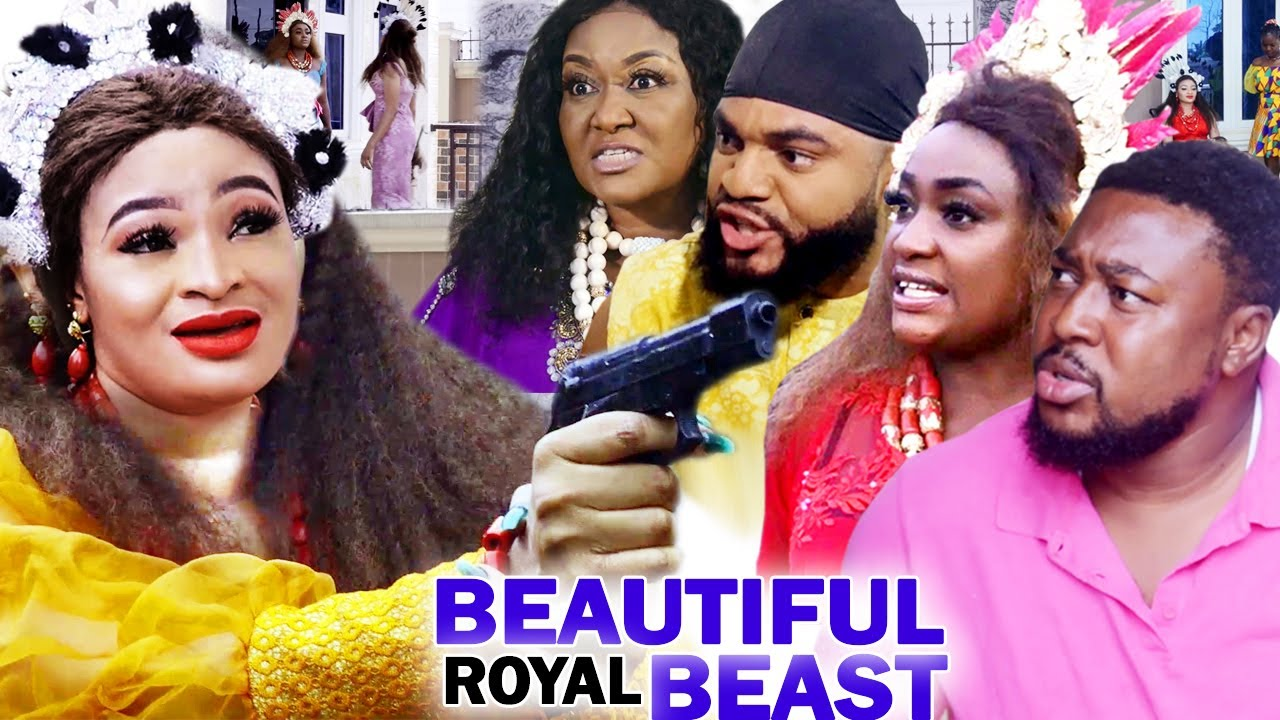 "Download Beautiful Royal Beast Complete Season 1&2 - ""New Movie"" 2020 Latest Nigerian Movie"