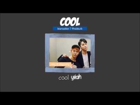 「KARAOKE-THAISUB」Key (SHINee) & Doyoung (NCT) - Cool (38 Task Force OST.)