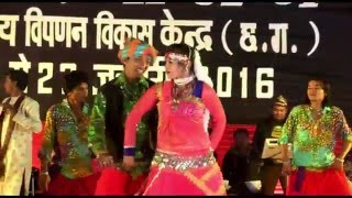 Sangwari Re Tola Jhulna - Chhattisgarhi Folk Song At Swadeshi Mela Raipur Chhattisgarh