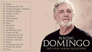 Plácido Domingo Sus Mejores Canciones (Mix De Exitos Romanticos)