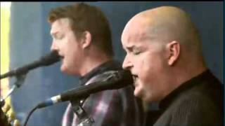 Скачать Them Crooked Vultures Gunman Live Rock Werchter 2010