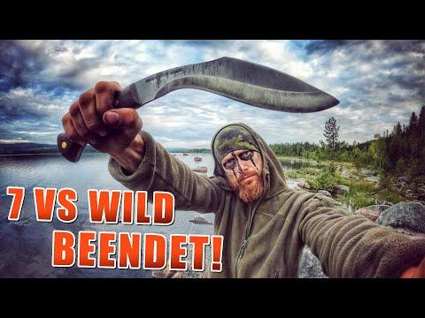 7 vs. Wild beendet! - Das erste Video nach dem Event