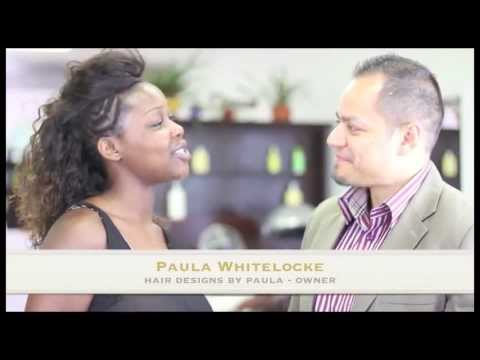 Hair Designs By Paula - From the Basement to Full Service Hair Salon -Alfonso Cuadra