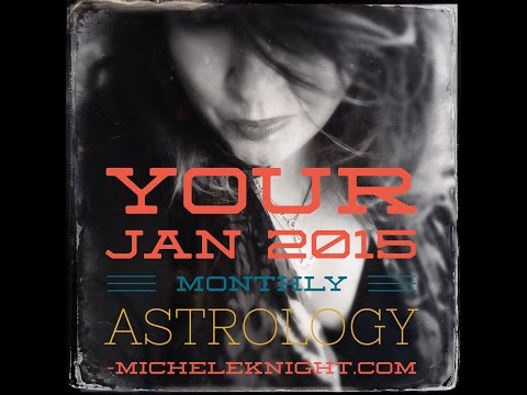 Capricorn Monthly Astrology Forecast January 2015 Michele Knight