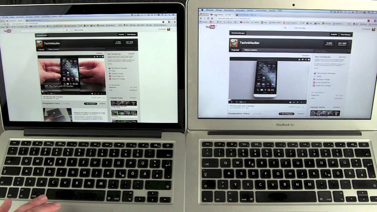 Macbook pro vs macbook air?