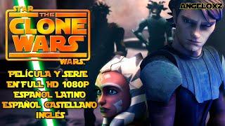 Star wars the clone wars pelicula descargar
