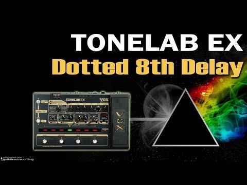 VOX Tonelab EX DELAY Dotted 8th - Colcheia Pontuada [Patch Settings].