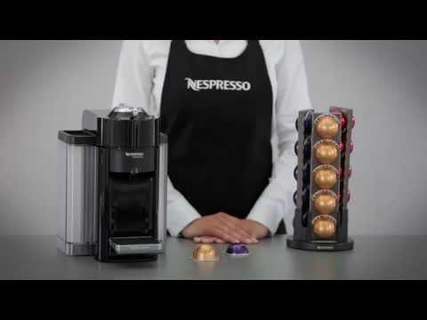 Nespresso VertuoLine Evoluo: How To - Descaling