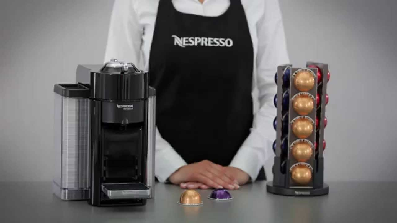 Nespresso Vertuoline Evoluo How To Descaling Youtube