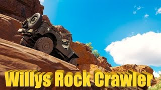Video Forza Horizon 3 Jeep Willys ROCK CRAWLER Build download MP3, 3GP, MP4, WEBM, AVI, FLV September 2018