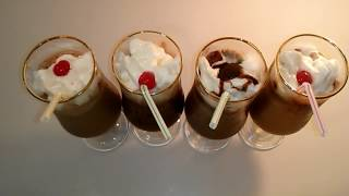 4 types of cold coffee in bangla /cold coffee.