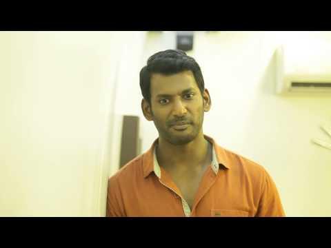 Vishal's Birthday Live Chat - Promo | Vishal Film Factory