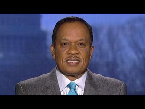 Juan Williams: USA was divided long before President Trump