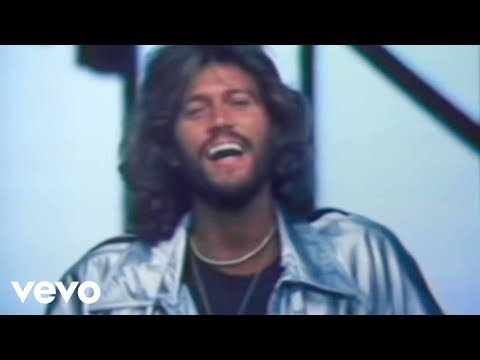 Bee Gees - Stayin' Alive (Official Music Video) letöltés